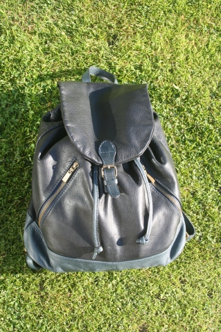 leather bag 2