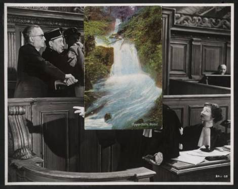 The Trial 1978 by John Stezaker born 1949